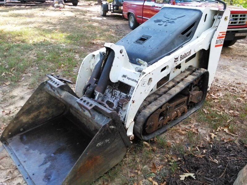Bobcat MT 52 Mini Track Loader