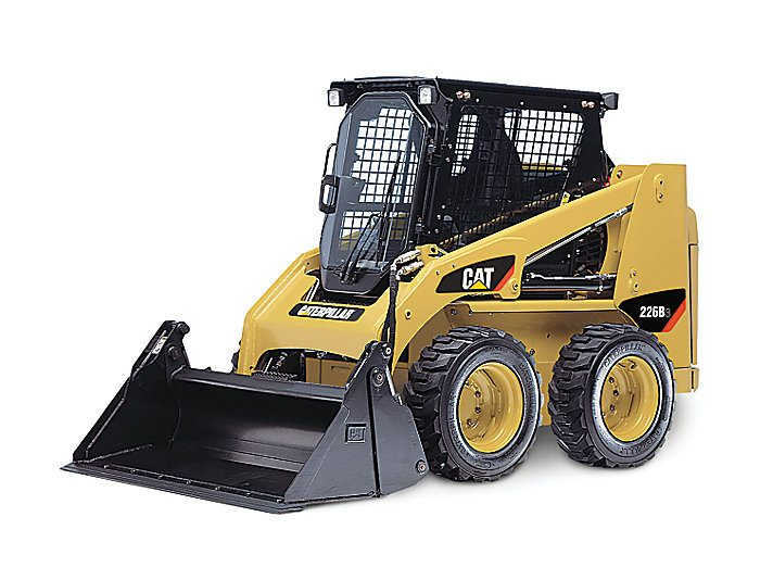 Cat 226B Series 3 Skit Steer Loader