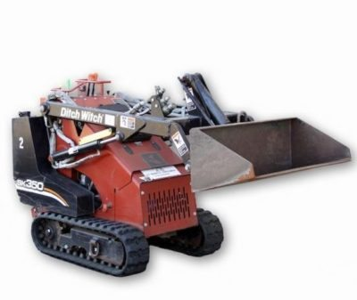 Ditch Witch SK350 Mini Skid Steer | Hawaii Equipment Rentals